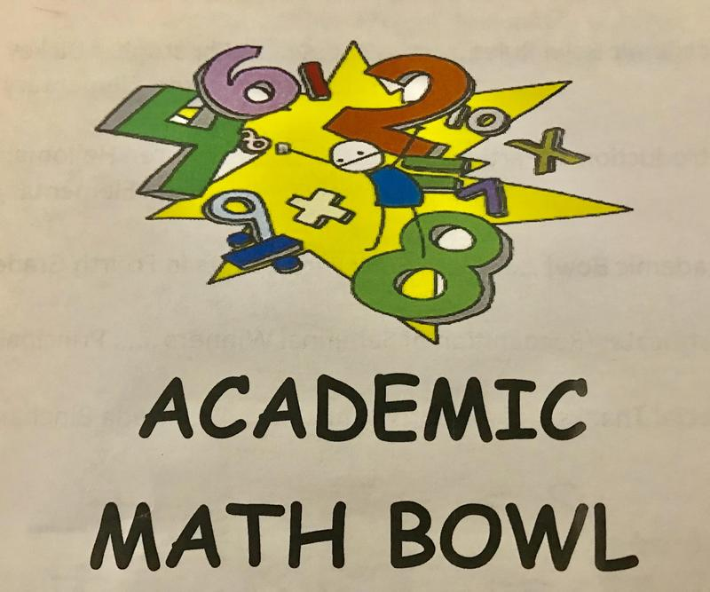 Math Bowl is set for Feb. 5