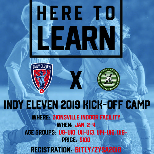 Here to Learn-Indy Eleven 2019