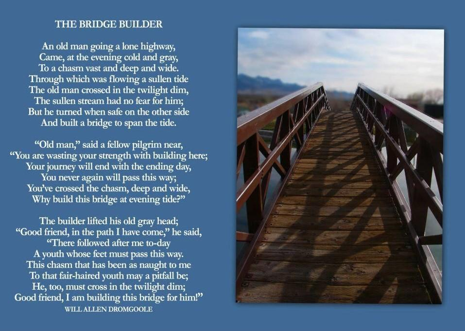 bridge poem