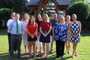 St. Timothy's School new faculty and staff