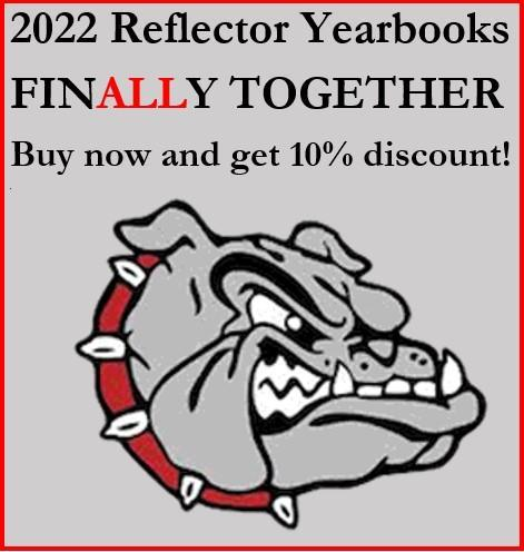 2022 Reflector Yearbooks Featured Photo