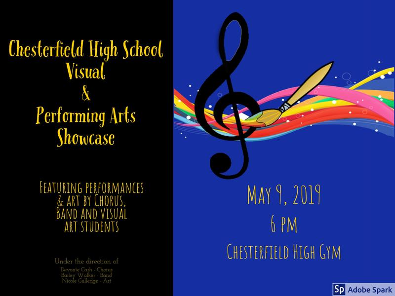Visual and Performing Arts Showcase Featured Photo