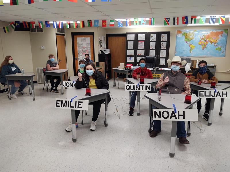 Congratulations to our Wildcat Jr. High Quiz Bowl Team! Featured Photo