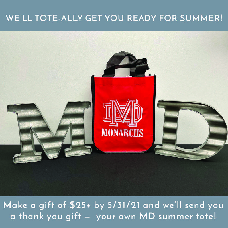 Support the MD Annual Appeal! Featured Photo