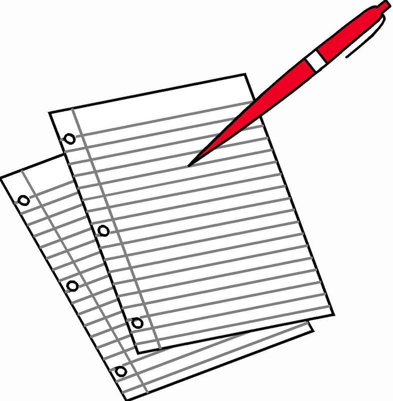 Generic Pic of Paper