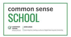 Common Sense Media School 2018-2020