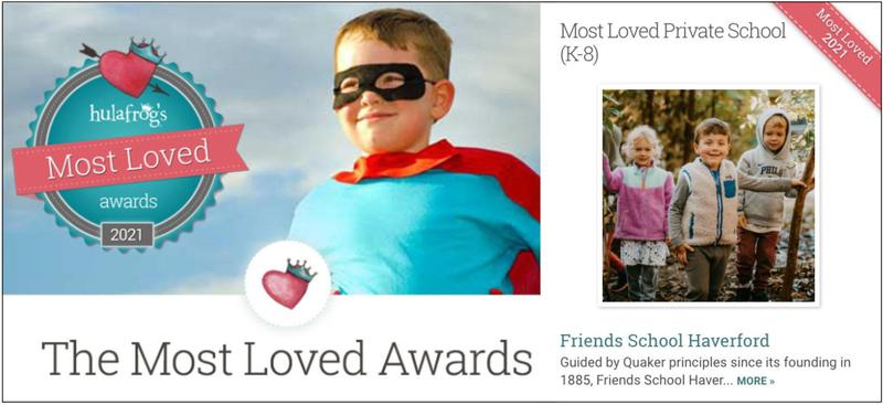 Most Loved K-8 Private School Award Featured Photo