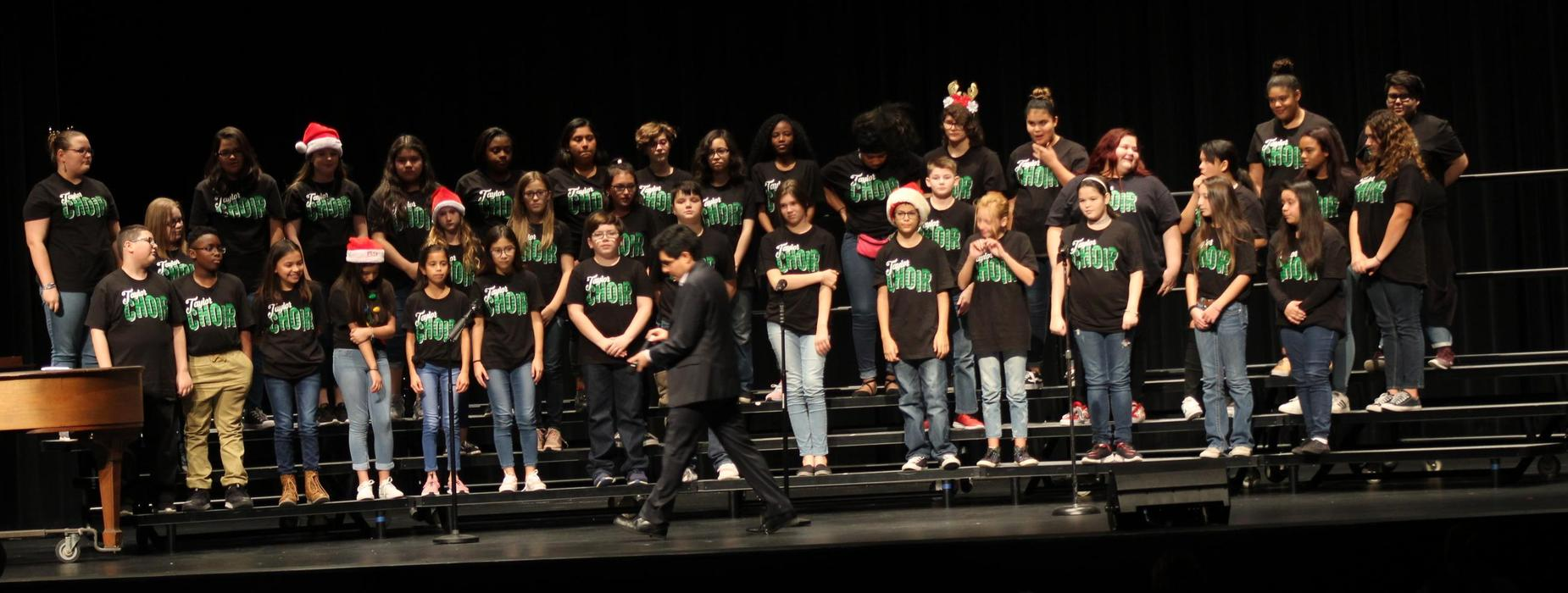 Choir Holiday Concert