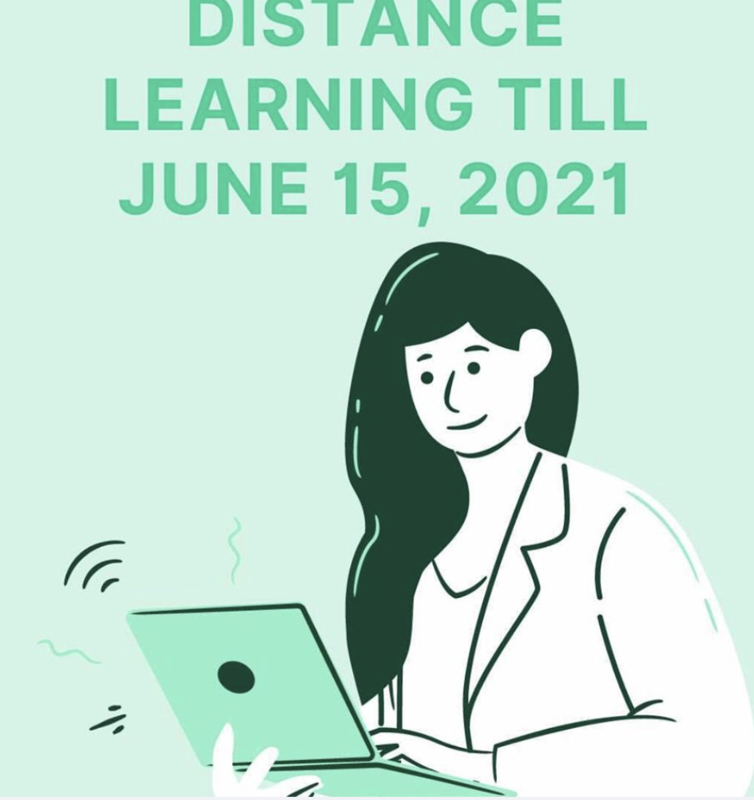 Distance Learning extended june 15, 2021 picture