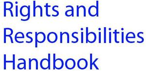Rights and Responsibility Handbook