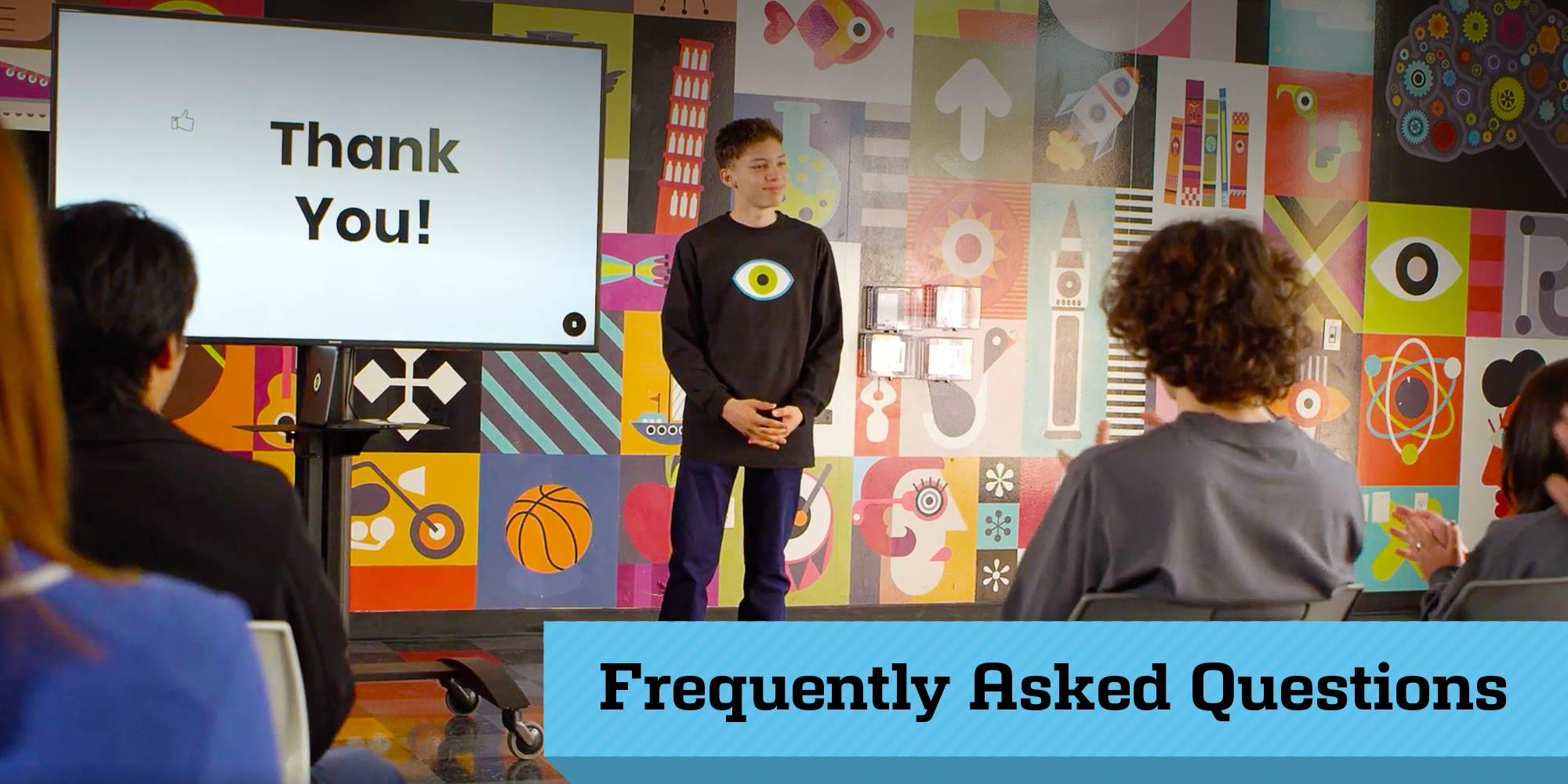 Frequently Asked Questions - Urban Discovery Families