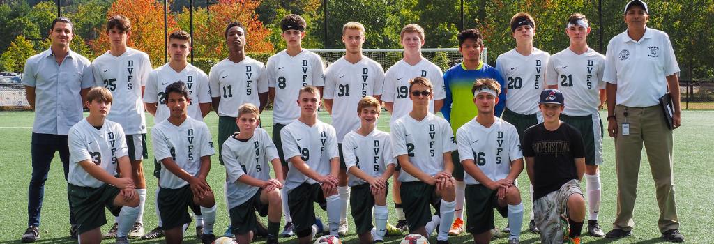 DVFriends Boys Varsity Soccer 2019