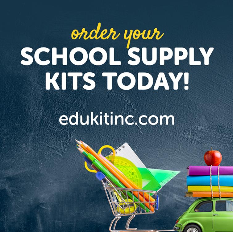 School Supply Kits Featured Photo