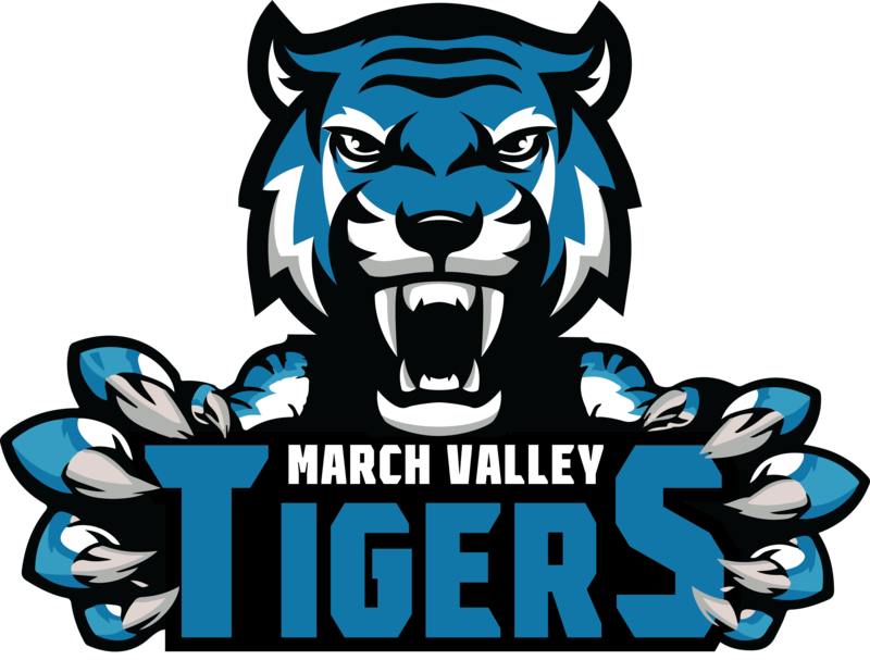 March Valley School Mascot