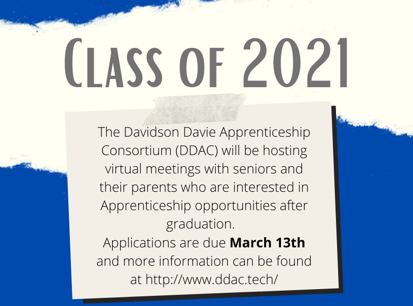 DDAC Apprenticeship Info