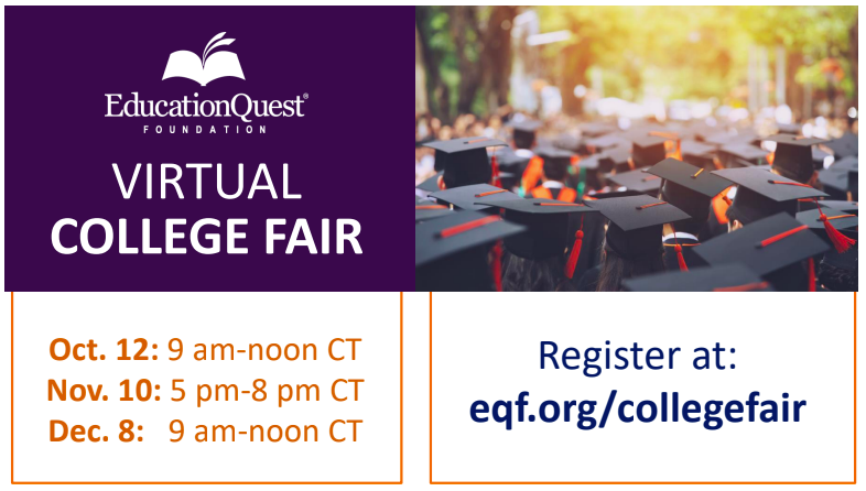 EQ College Fair Info