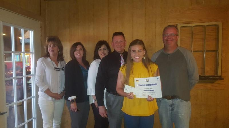 Exchange Club Honors CHS Students Featured Photo