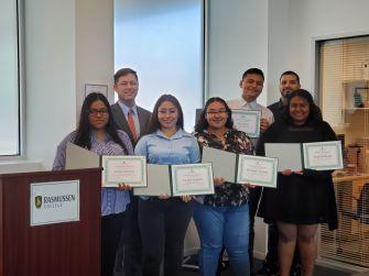 Rasmussen Cohort prepares to take state exam after summer courses Featured Photo