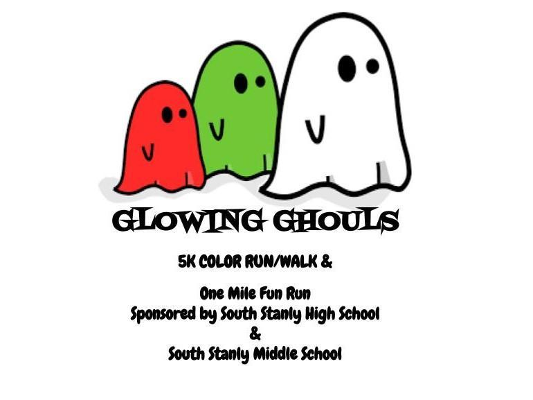 Glowing Ghouls 5K Color Run and Fun Run Featured Photo