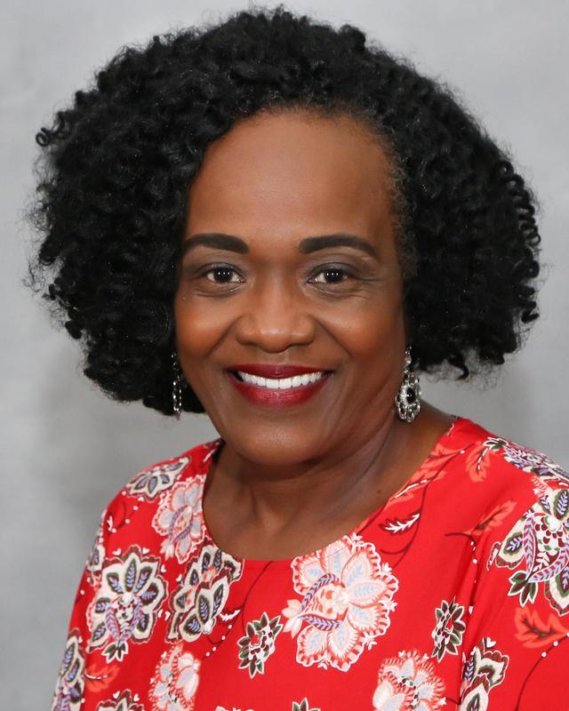 Board President Debra Ambroise
