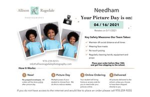 Picture Day flier