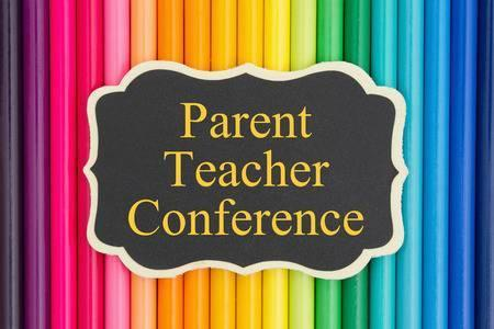 Parent-Teacher Conference & Title I Fall Meeting Featured Photo