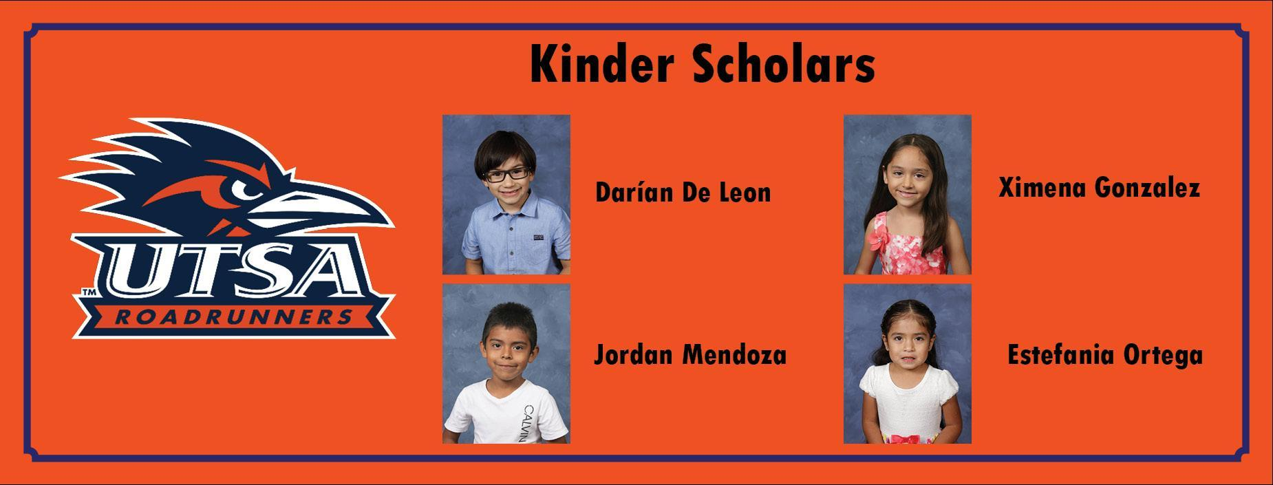 picture of kinder scholars