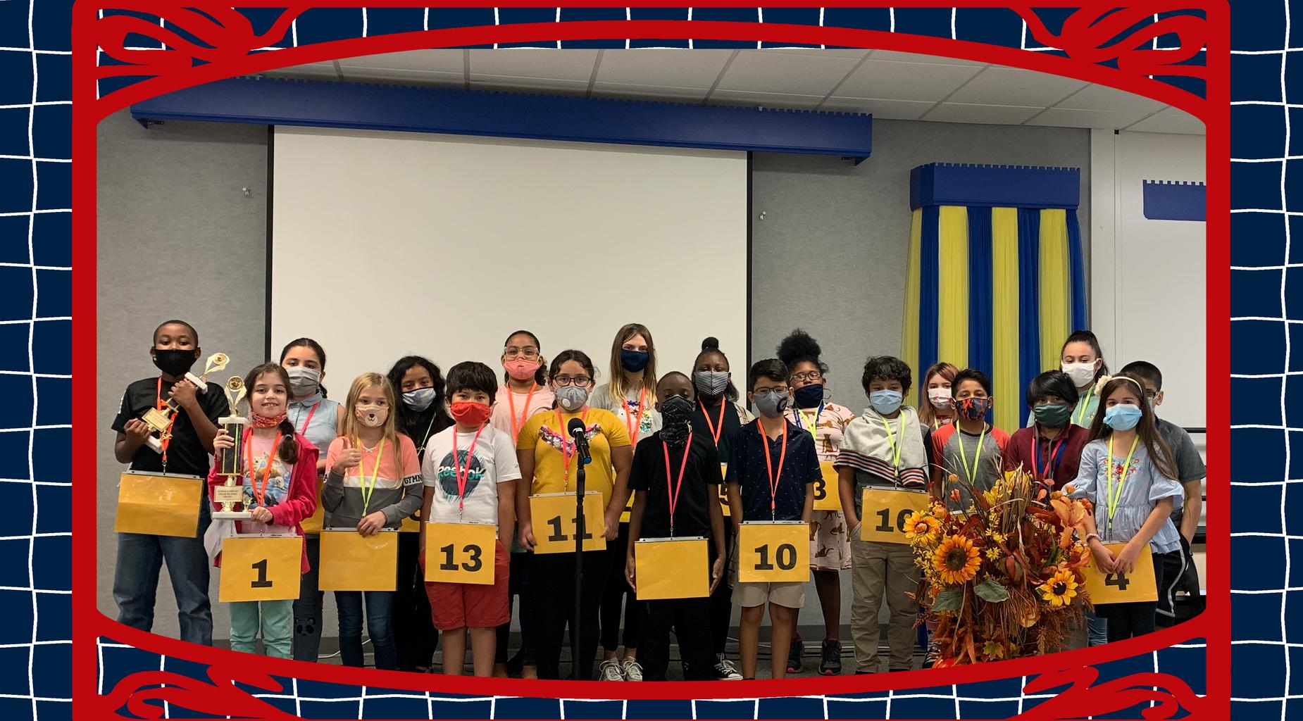 Spelling Bee Contestants