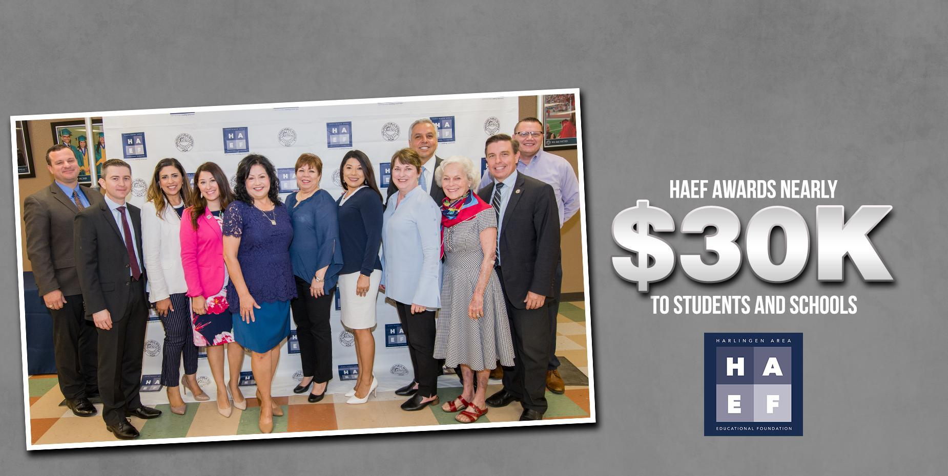 HAEF Awards Nearly 30K to Students