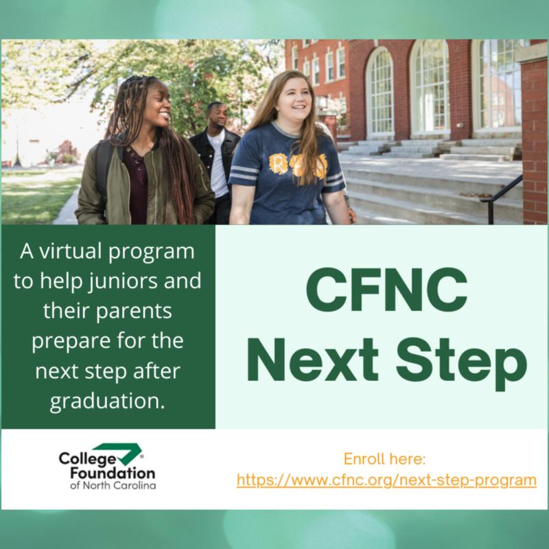 CFNC Next Step