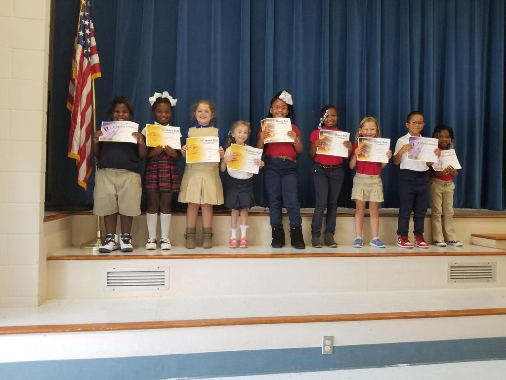 1st Grade - 1st Term