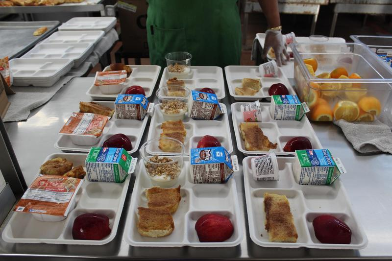 FREE Meals to all Students! Featured Photo