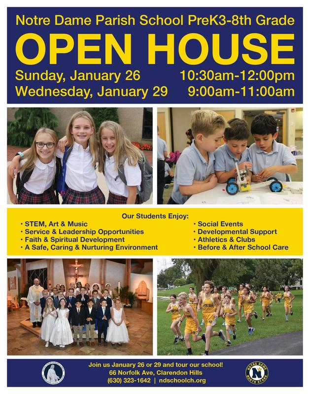School Open House Thumbnail Image