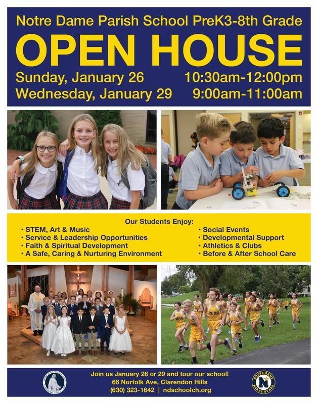 School Open House Thumbnail Image