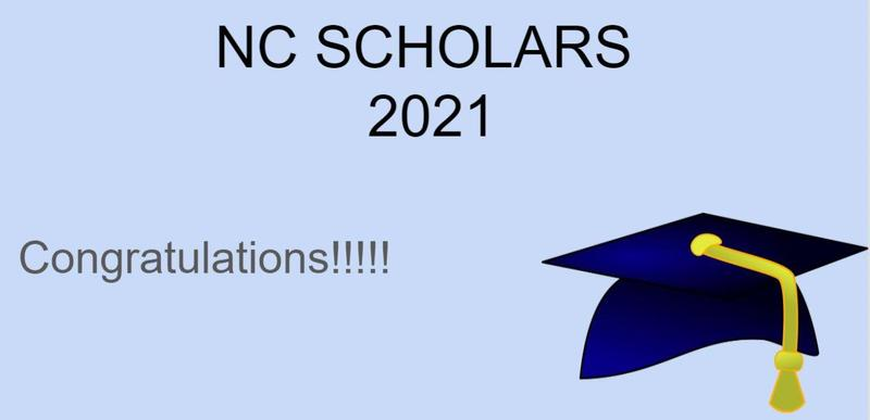Congratulations to the WSHS NC Scholars 2021 Featured Photo
