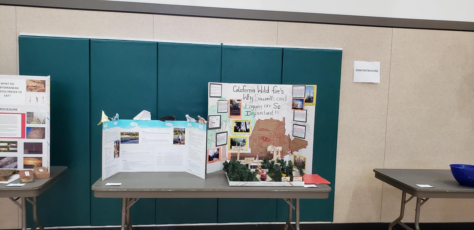 2019 Calaveras County Science Fair