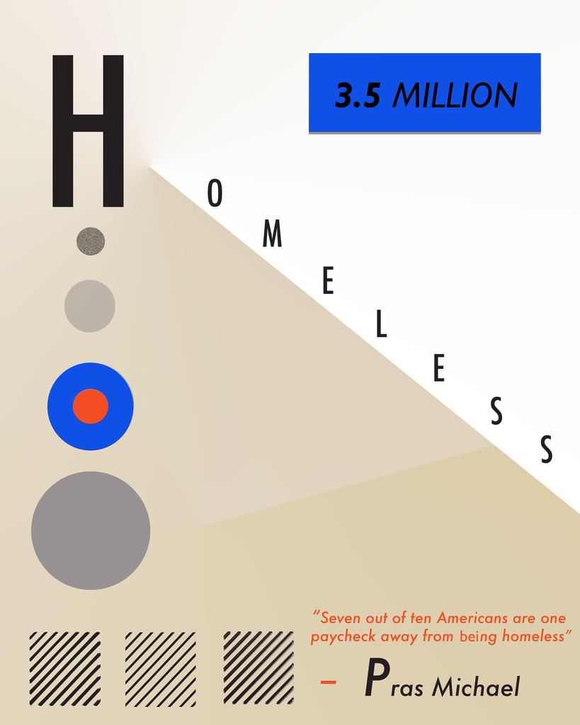 Madison Yamada - Homeless Posters