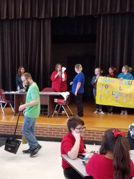 Child Nutrition Recognition at Smith