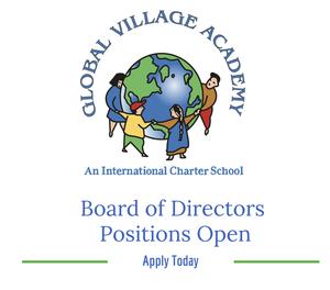 Board Positions Open