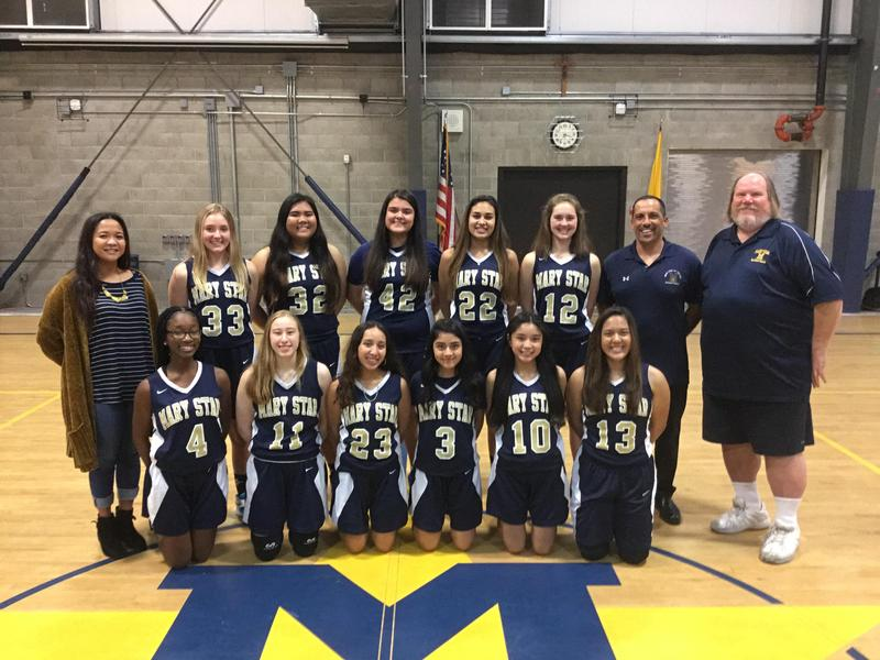 MSHS Girl's Basketball Advance to Round 2 In State Championships Featured Photo