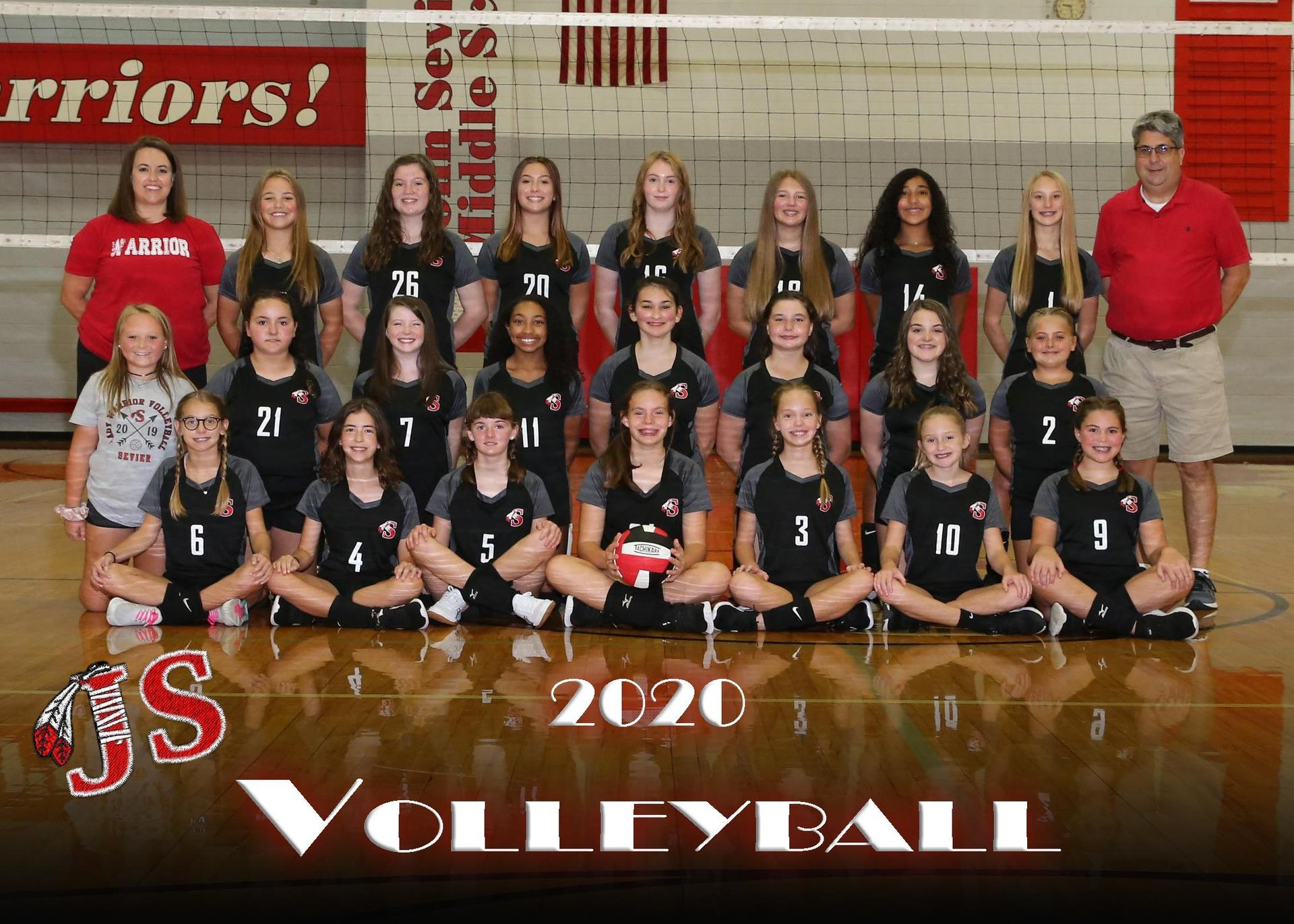 Volleyball 20-21