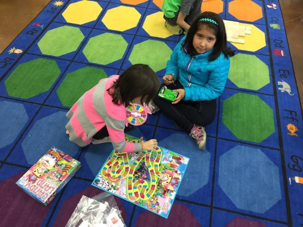Games, collaborative learning and fun