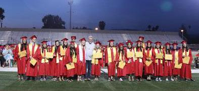 2019 Yearbook Seniors
