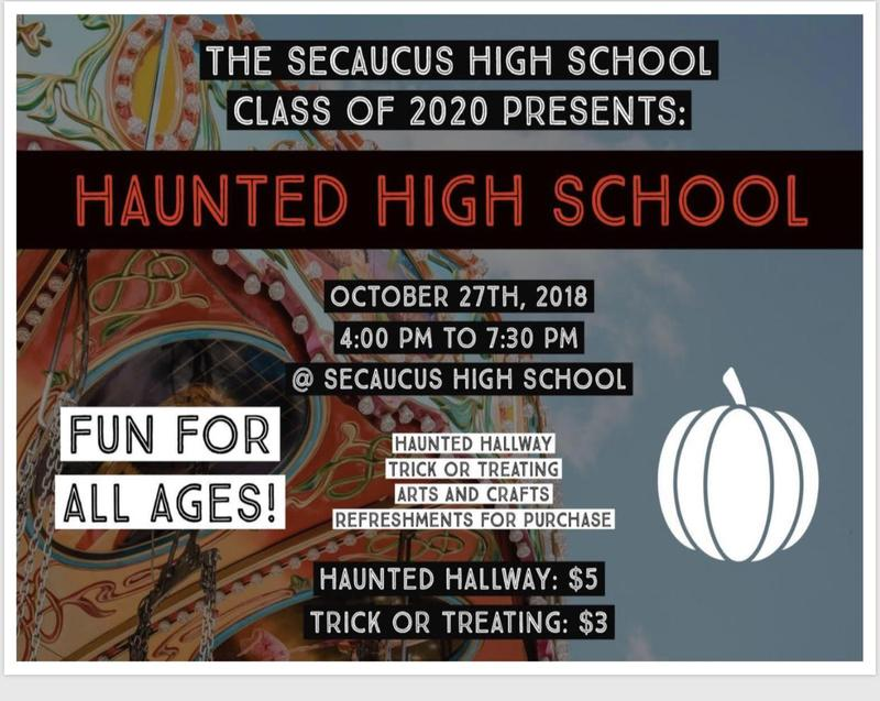 The Haunted High School Thumbnail Image