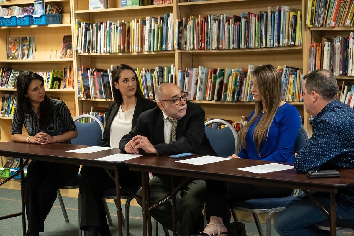 Photo of School Board