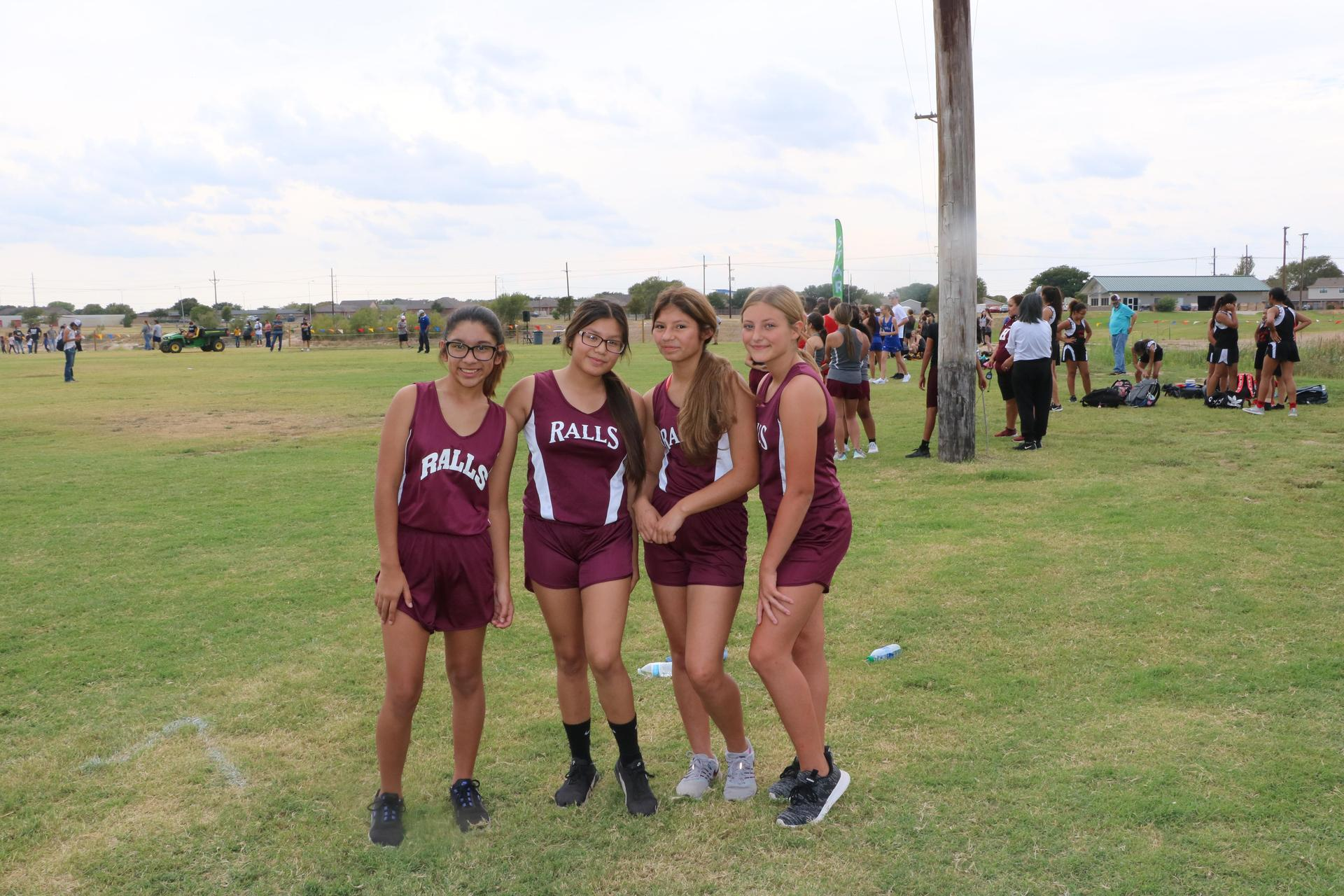 RMS Cross Country