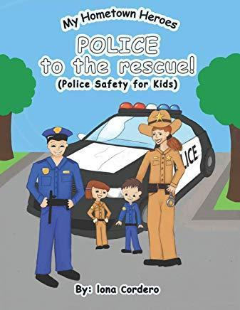 cover of book, Police to the Rescue
