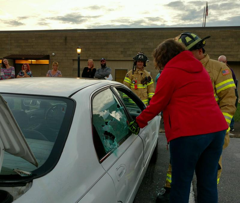 Fire Department Vehicle Extrication