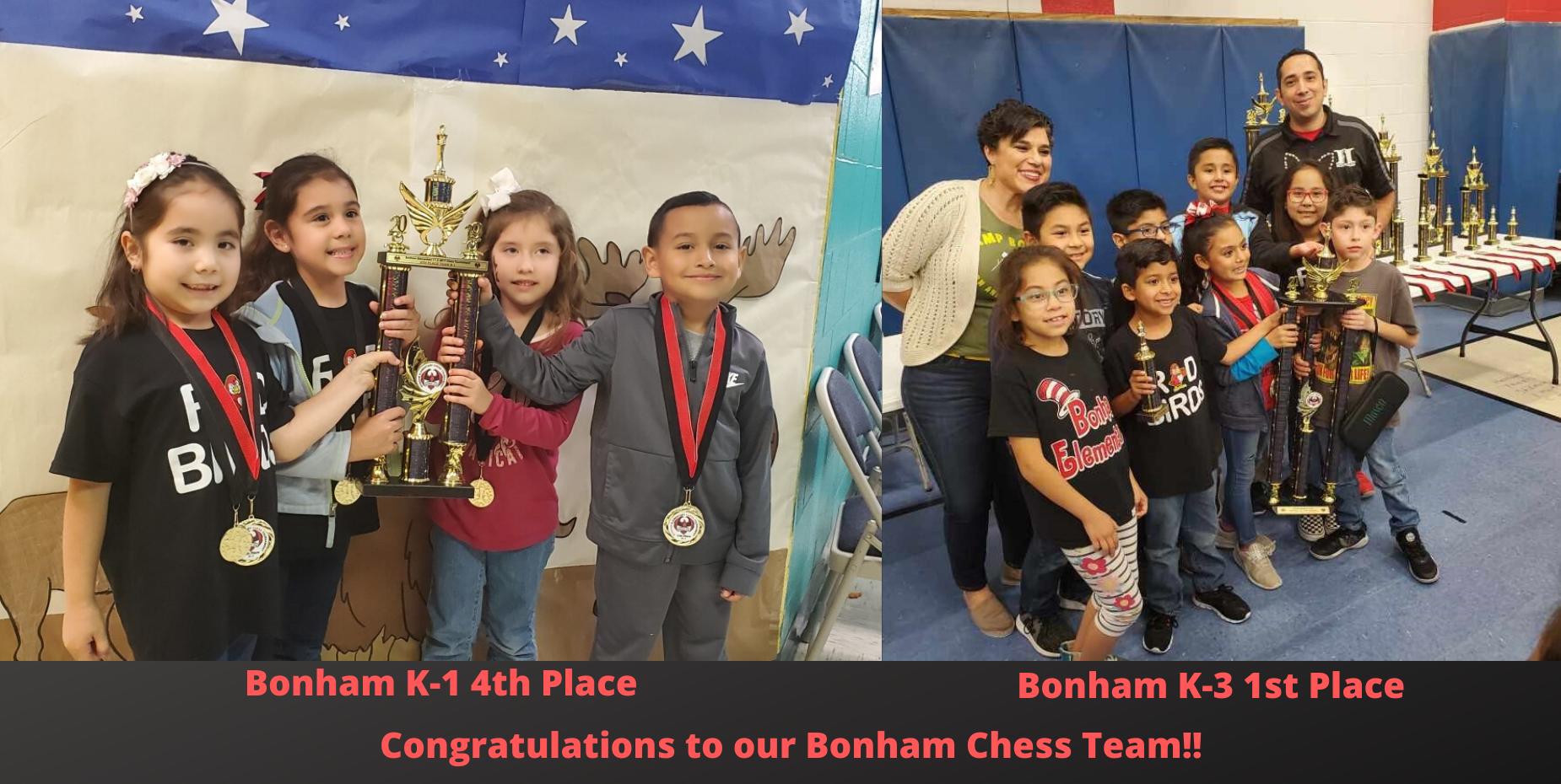 Bonham Chess Tournament