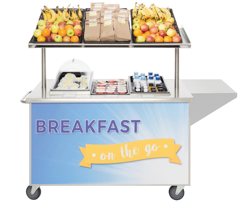 Breakfast Cart